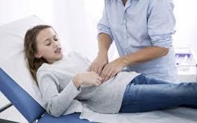 Οξεία σκωληκοειδίτιδα στα  παιδιά